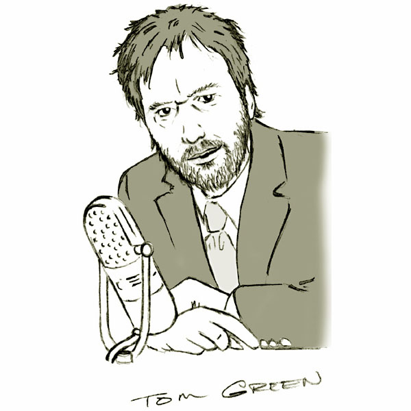 Graphic art - Tom Green